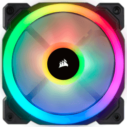 Corsair LL120 RGB Fan Review
