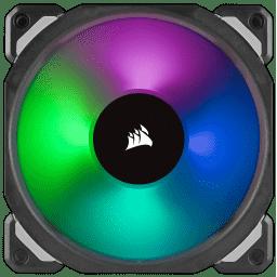 Corsair ML120 PRO RGB Fan Review