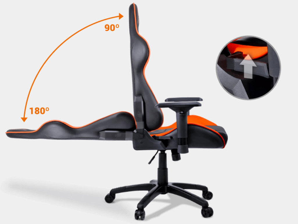 Cougar Armor Gaming Chair Review Techpowerup