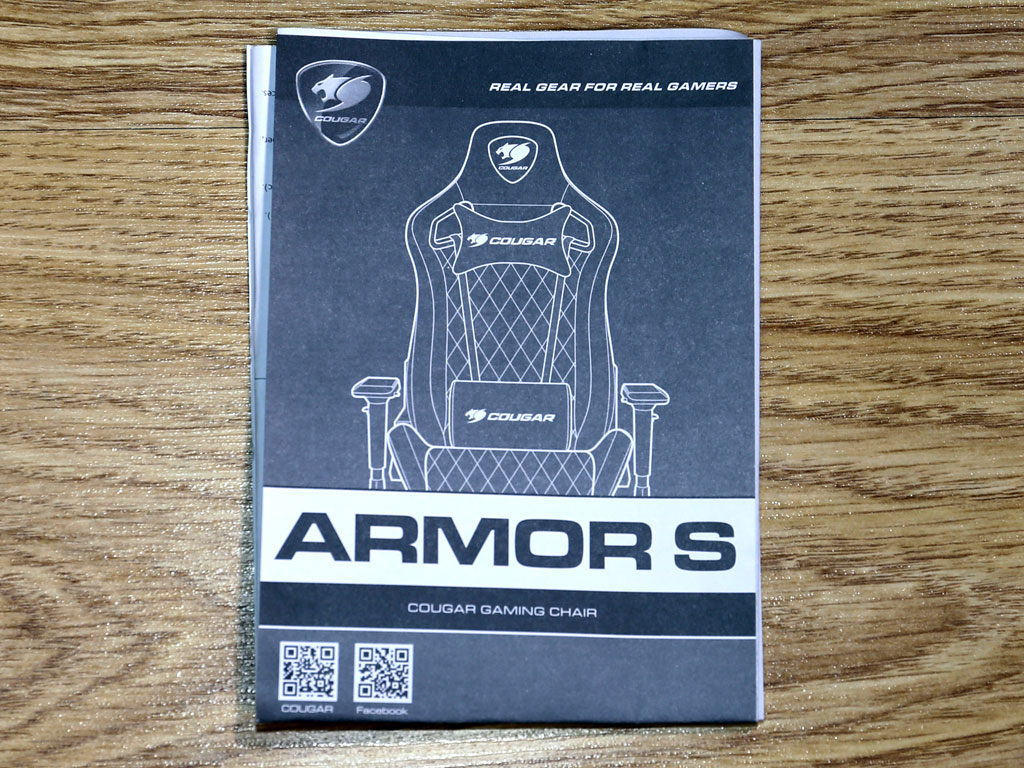 Cougar Armor S Gaming Chair Review Techpowerup