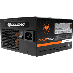 Cougar GX-F Series 750W Review