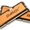 Crucial Ballistix PC2-5300 2GB Kit