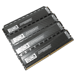 Crucial Ballistix Tactical 3000 MHz DDR4 (4x 8 GB)
