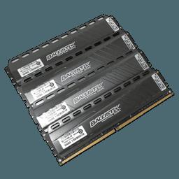 Crucial Ballistix Tactical 3000 MHz DDR4 (4x 8 GB) Review