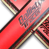 Crucial Ballistix Tracer Red 800 MHz 4 GB Kit