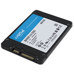 Crucial BX500 480 GB Review