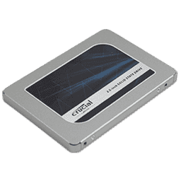 Crucial MX500 500 GB Review