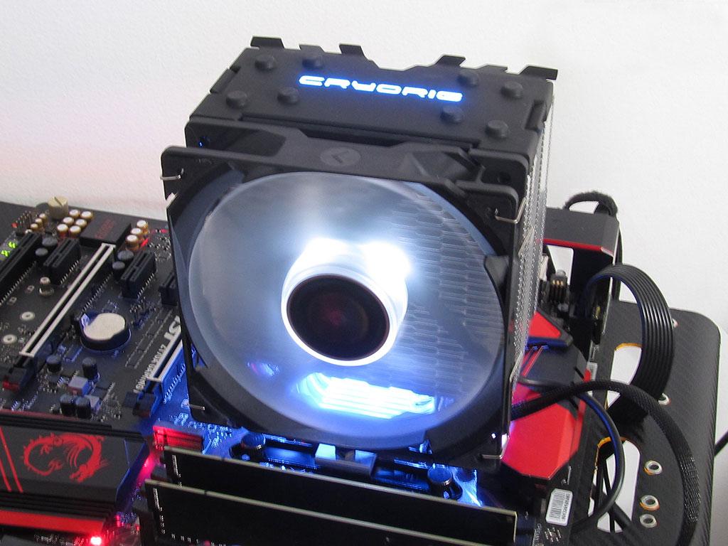 Cryorig H7 Quad Lumi Review Techpowerup