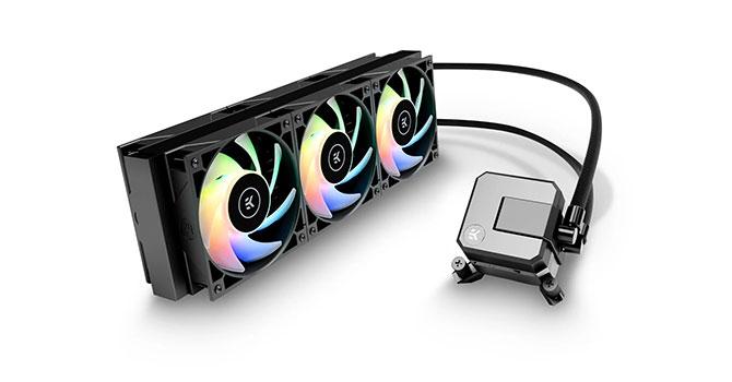 EK-AIO Elite 360 D-RGB Review – More Performance, More RGB