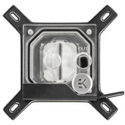 EK-Supremacy Classic RGB CPU Water Block Review