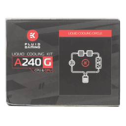 EKWB Fluid Gaming 240G Kit