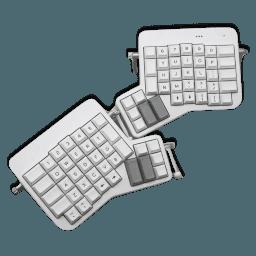 ErgoDox EZ Shine Keyboard
