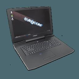 Eurocom Sky X9E3 (GTX 1080 SLI)