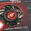 EVGA e-GeForce 8800 GS 384 MB Review