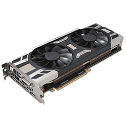 EVGA GeForce GTX 1070 SuperClocked 8 GB