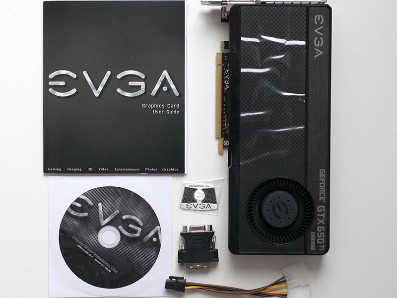 Обзор и тест EVGA GeForce GTX 650 Ti Boost SC