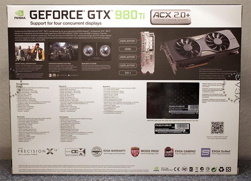 Evga Gtx 980 Ti Sc 6 Gb Review Techpowerup