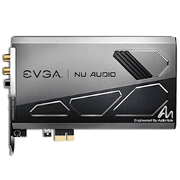 EVGA NU Audio Sound Card Unboxing & Preview