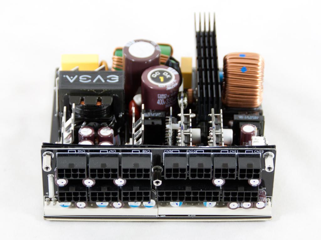 EVGA SuperNOVA 650 G2 Power Supply Review