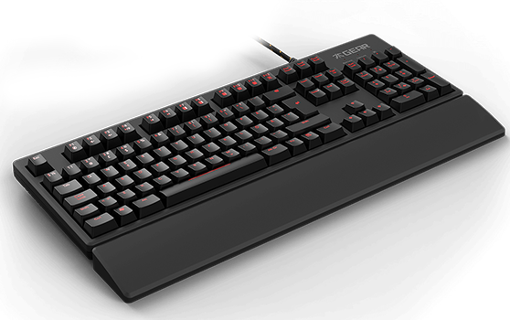 fnatic gear rush keyboard review techpowerup. Black Bedroom Furniture Sets. Home Design Ideas