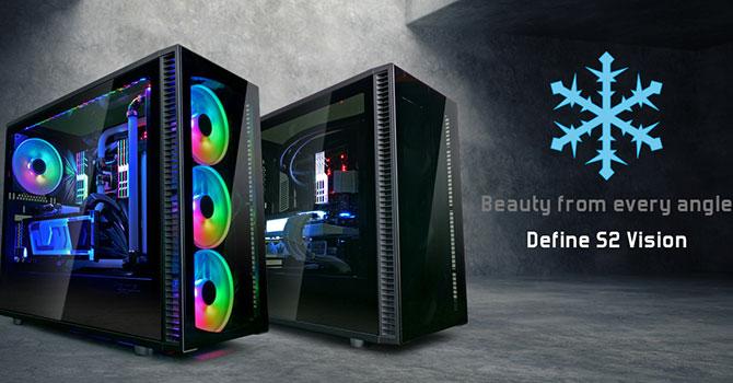 Fractal Design Define S2 Vision Rgb Review Techpowerup