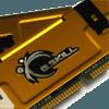 G.SKILL F1-4400DSU2-1GBFC PC4400
