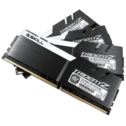 G.Skill Trident Z 3200 MHz C14 32 GB Review