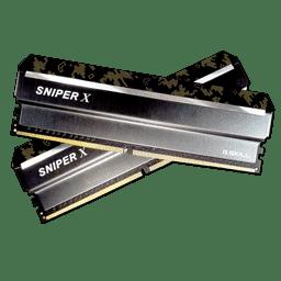 G.SKILL SNIPER X 3600 MHz DDR4