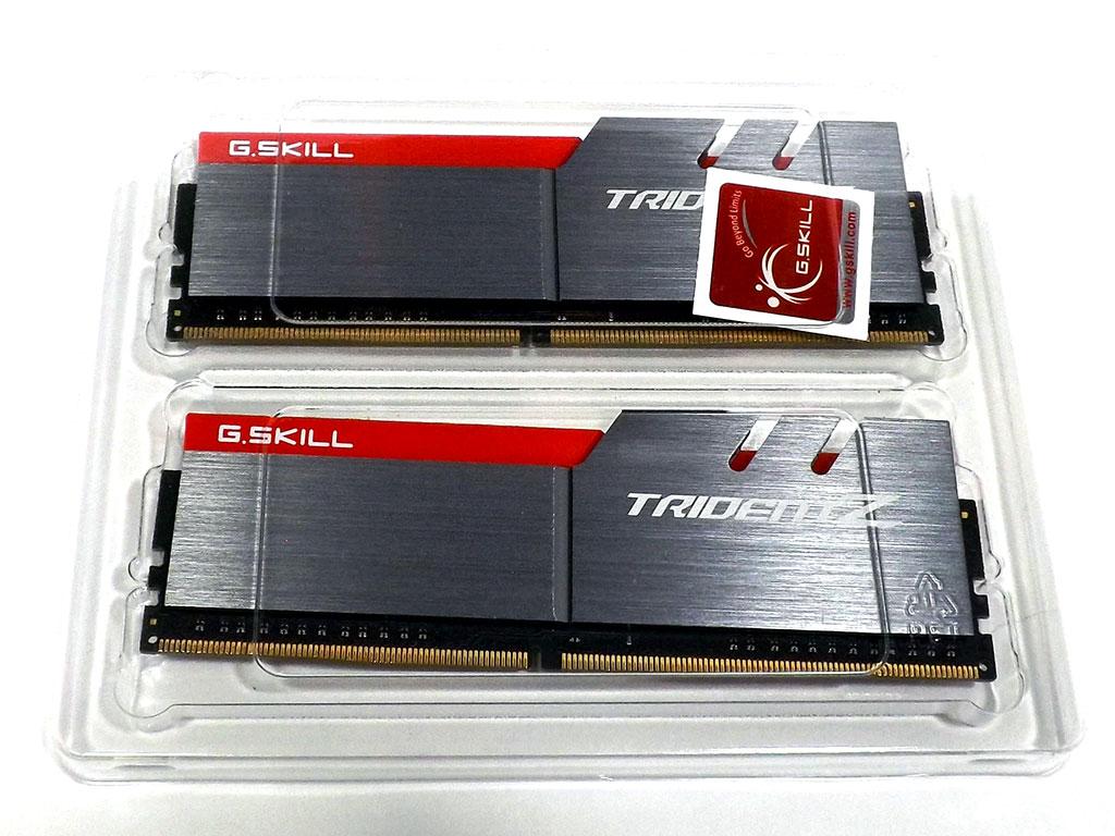G.Skill TridentZ 3866 MHz 2x 4GB DDR4 Review | TechPowerUp