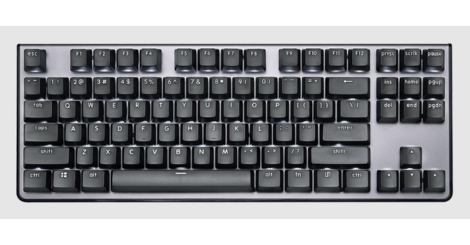 G.SKILL KM360 Keyboard + Crystal Crown Keycaps Review