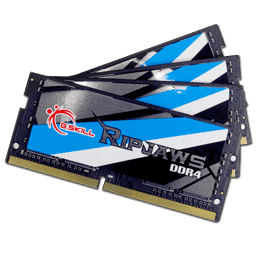 G.SKILL Ripjaws 2666 MHz DDR4 SO-DIMM Review