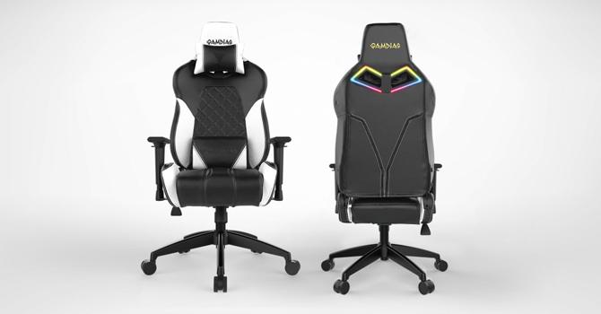 Gamdias Achilles Rgb Gaming Chair Review Techpowerup