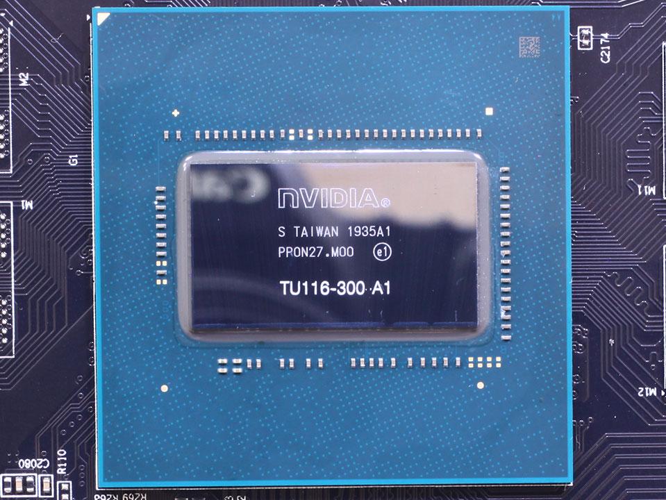 گیمینگ تقویت شده با Gigabyte GTX 1660 SUPER Gaming OC
