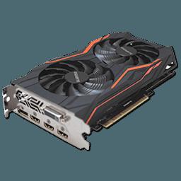 Gigabyte GTX 1050 Ti G1 Gaming 4 GB