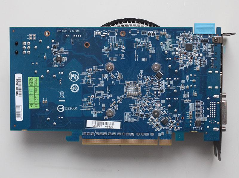 Обзор и тестирование видеокарты Gigabyte Radeon HD 7770 OC