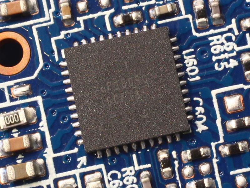...контроллер напряжения uPi uP1609 (вместо обычно