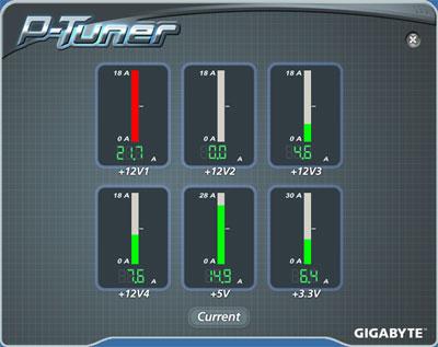GIGABYTE PTuner 0.2 Beta Vista
