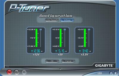 Drivers Update: GIGABYTE PTuner 0.2 Beta