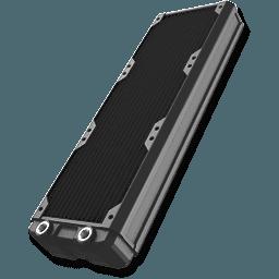 Hardware Labs Black Ice Nemesis GTR 360 Radiator
