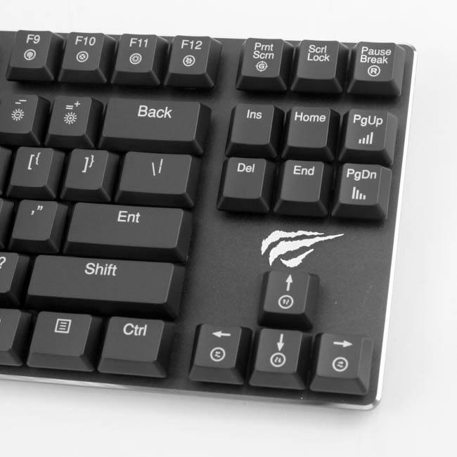Havit Hv Kb390l Keyboard Review Techpowerup