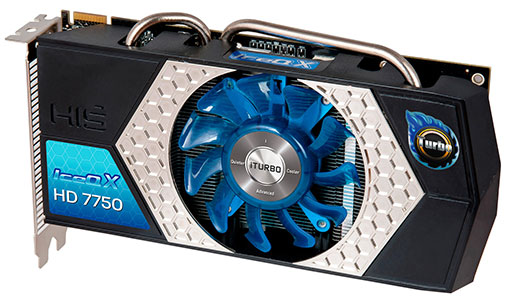 Pubg Radeon Hd 7750: HIS Radeon HD 7750 IceQ X Turbo 1 GB Review