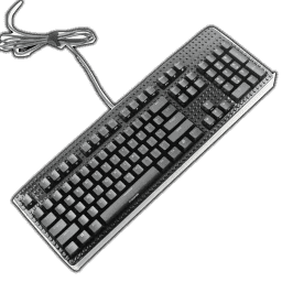 i-Rocks K76M Illuminated Mechanical Keyboard
