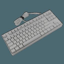 iKBC F87 RGB Keyboard