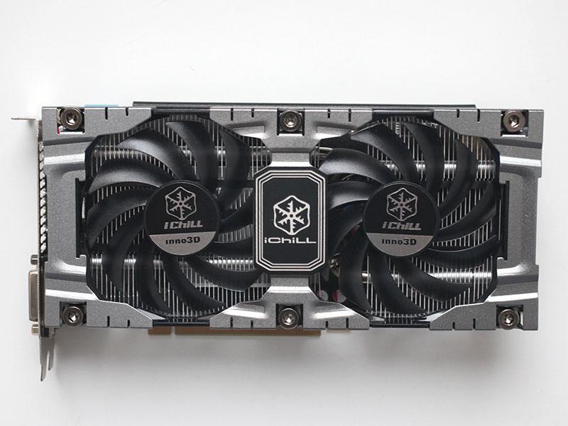Обзор и тест Inno3D iChill GeForce GTX 650 Ti Boost 2ГБ