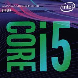 Intel Core i5-8400 2.8 GHz