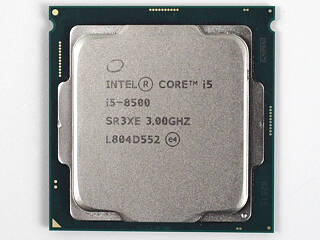 Intel Core I5 8500 3 0 Ghz Review Techpowerup