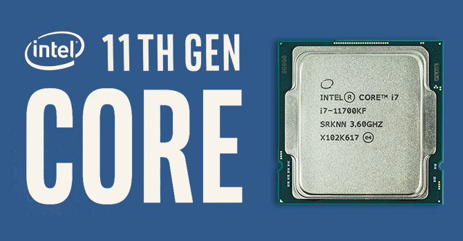Intel Core i7-11700KF Review – Almost as Fast as the 11900K
