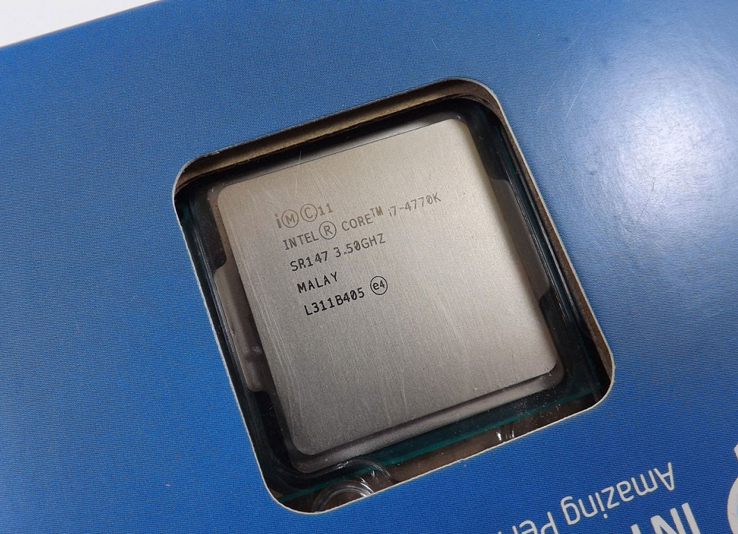 Тест Intel Core i7-4770K (Haswell)