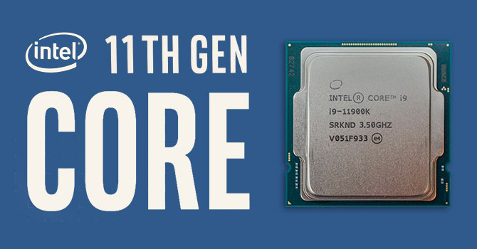 Intel Core i9-11900K Review – World's Fastest Gaming Processor?