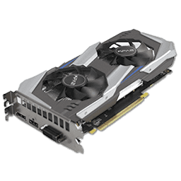 KFA2 GeForce GTX 1060 6 GB GDDR5X Review